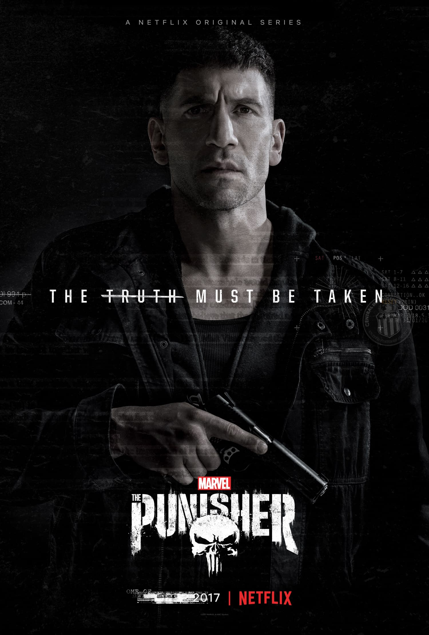 New The Punisher Motion Posters And More Viral Marketing