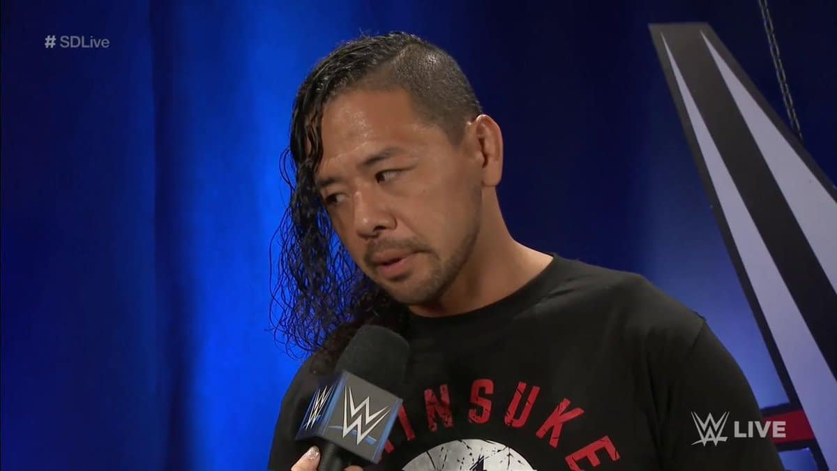 """WWE Defends Mr. Miyagi Jokes As Wrestling With """"Real-World Issues And Sensitive Subjects"""""""