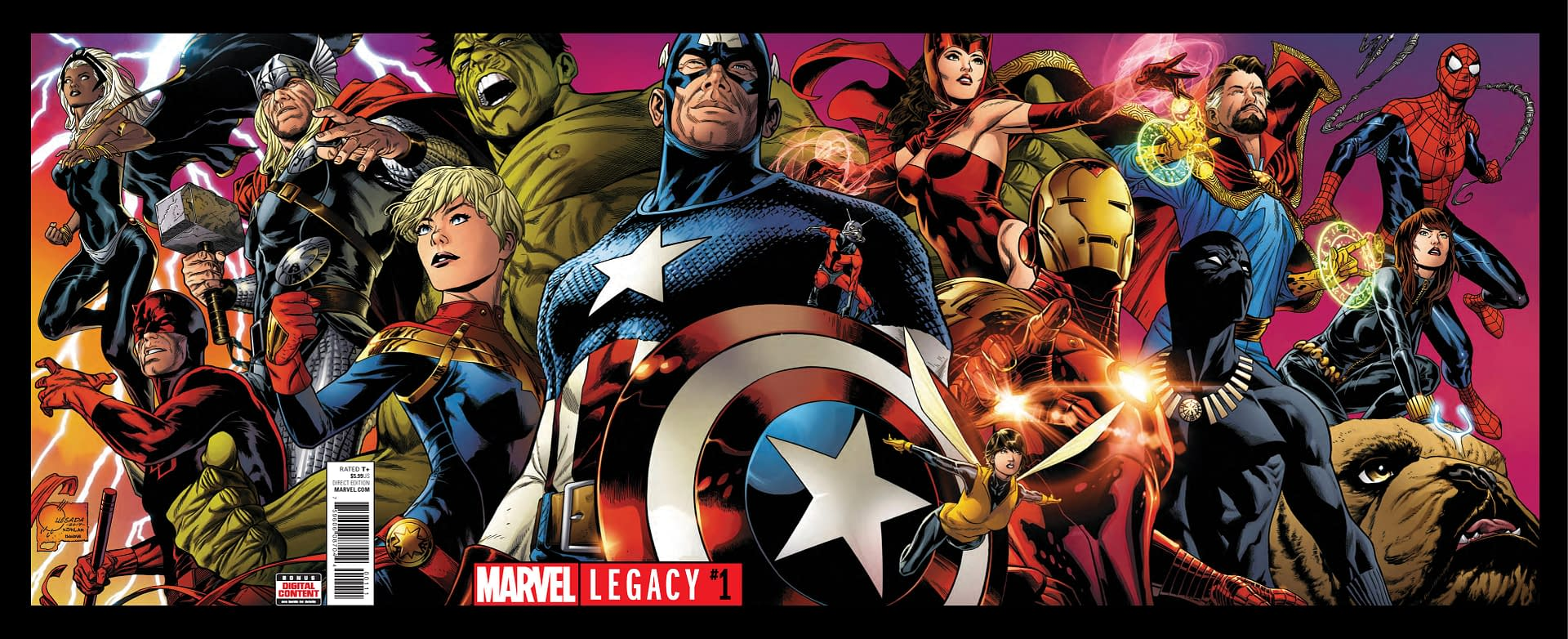 Who Returns In Marvel Legacy #1, Revealed (MAJOR SPOILERS UPDATE)