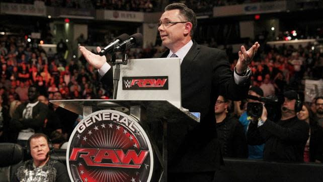 WWE Raw Commentary To Be More Tolerable Next Week As Michael Cole Takes Vacation