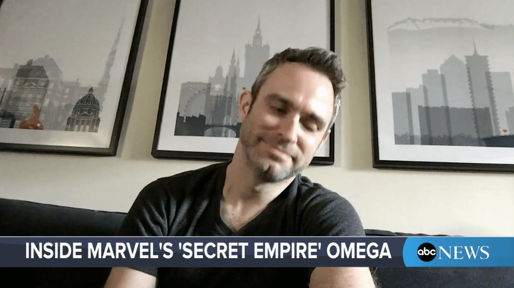 """Brevoort: Parts Of Secret Empire """"Made The Right People Unhappy And Upset"""""""