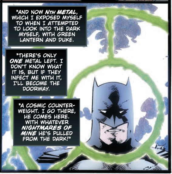 A Brand New Metal For The DC Universe In Metal #2 (SPOILERS)