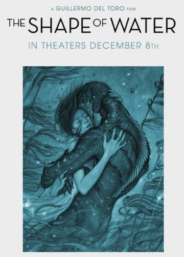 'The Shape Of Water' Red Band Trailer Highlights Doug Jones' 'The Asset'