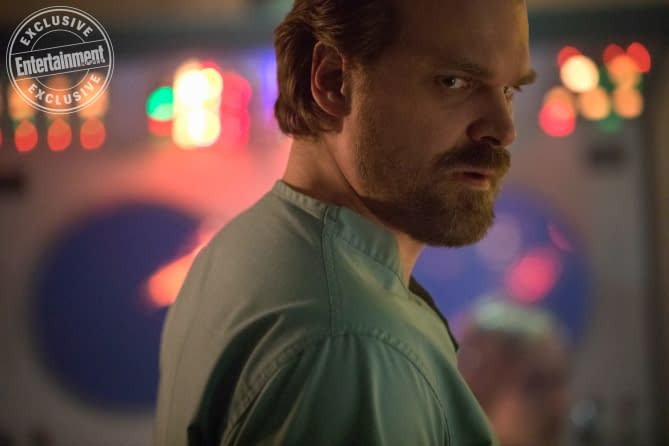 Everyone Loves David Harbour, Especially The Duffer Brothers