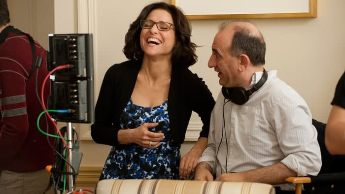 """""""Veep"""" Star Julia Louis-Dreyfus Takes Bite Out of Apple TV+ with New Development Deal"""