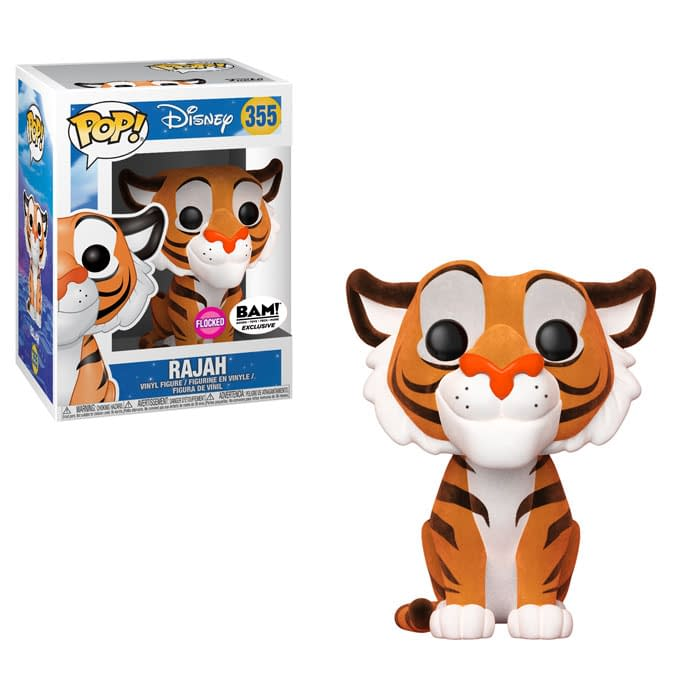Aladdin Funko Pops To Occupy The Little Collection Space You Have Left