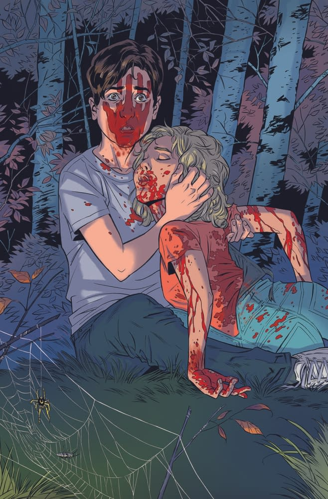 DC Leaks Vertigo And Young Animal Announcements, Including New Series Motherlands And Deathbed