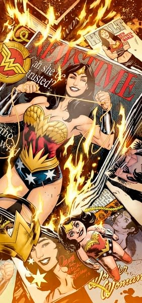 Grant Morrison: Wonder Woman Will Have A Different Costume In Every Scene Of Earth One Vol. 2
