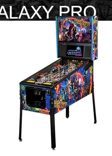 Stern Blows Us Away With New Guardians Of The Galaxy Pinball Machine