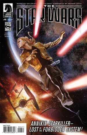 Will The Second Mark Millar Netflix Comic Be Called 'Star Crusher'?