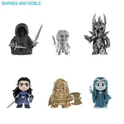 Lord of the Rings Funko Pops Wave 2- Gollum, Treebeard, and more!
