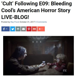 "American Horror Story: Cult E09 Recap: ""Tonight, We Start Over"""