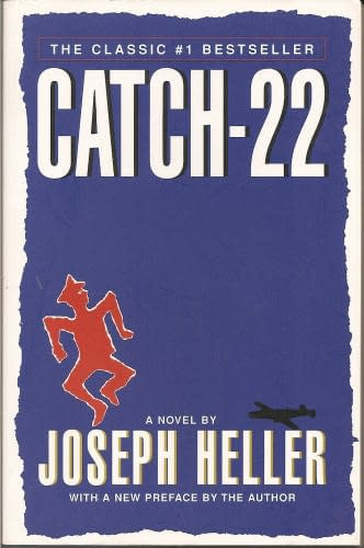 catch 22 george clooney series