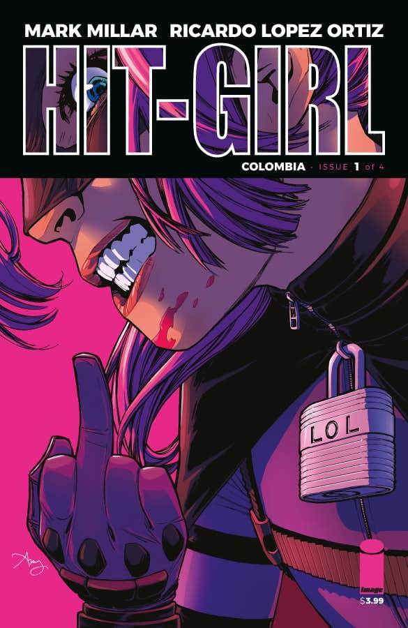 Millarworld Announces New Ongoing Hit-Girl Series With Kevin Smith On Second Arc