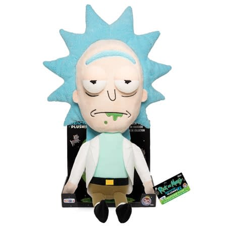 Rick and Morty Season 3 Gets a Massive Wave of Funko Products