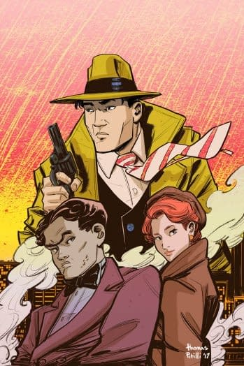 Archie's Dick Tracy Revival Canceled Due to Licensing Error