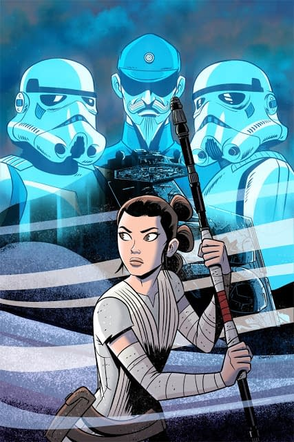 This Month's Loot Crate Has an Exclusive Comic Prequel to Star Wars: The Force Awakens Starring Rey