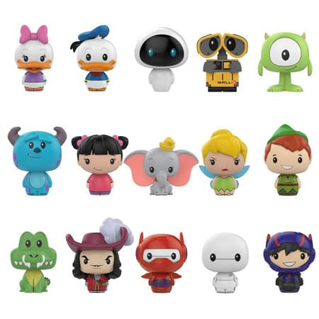 Disney Pint Size Heroes and Star Wars Pop Three Pack Are Coming From Funko