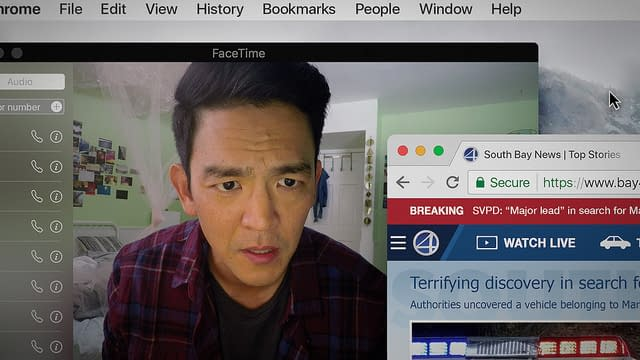 [Sundance 2018] Search Review: Overcomes its Gimmick to be Truly Thrilling