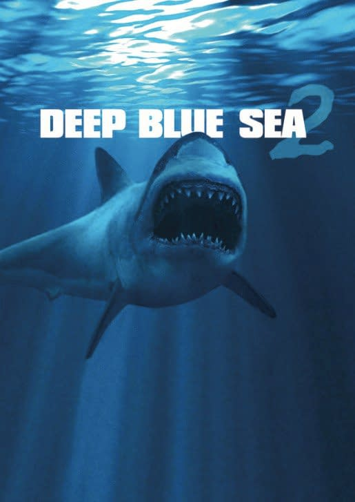 WATCH: Trailer for Deep Blue Sea 2 May Not Be Deep, But it is… Blue