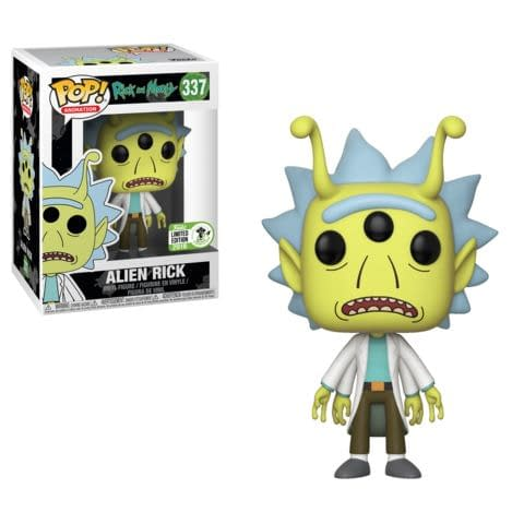 Funko ECCC 2018 Exclusives Part 3: Disney, Game of Thrones, and Rick and Morty!