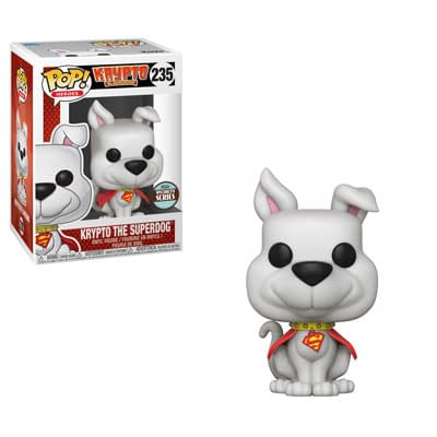Popeye and Krypto the Superdog are the Latest Funko Specialty Store Exclusives