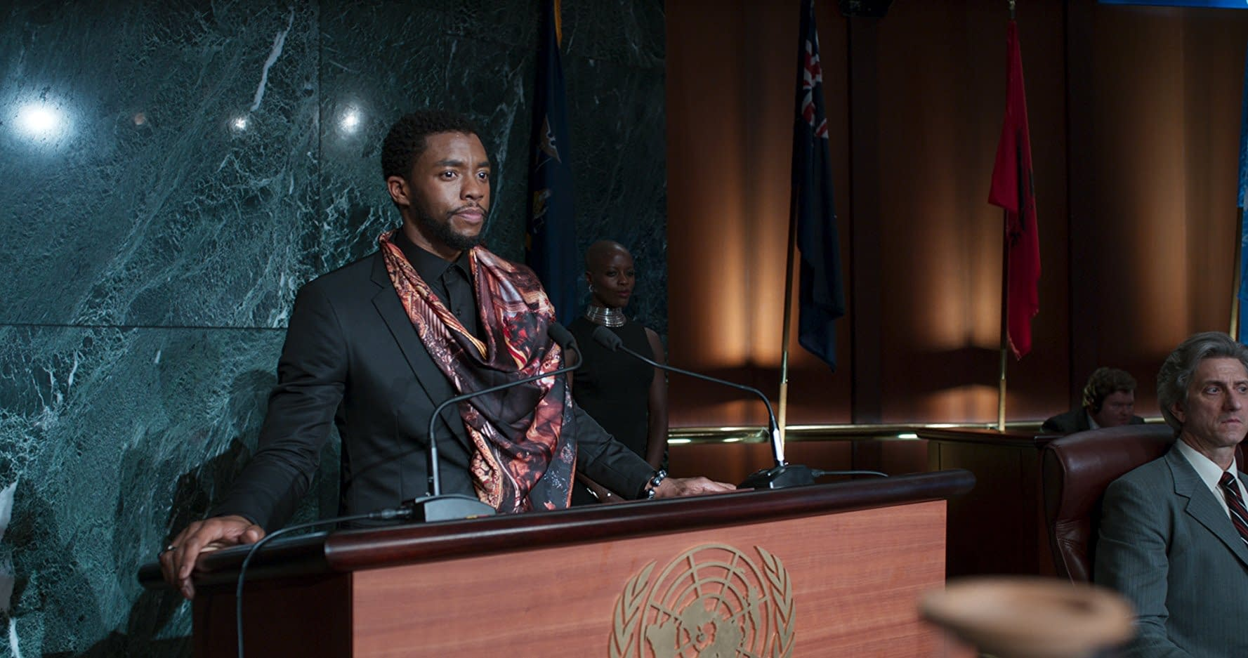 [SPOILERS] Black Panther: Ryan Coogler Talks the 2 After-Credits Scenes