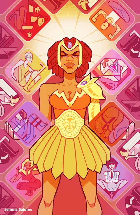 LGBTQ+ Superhero Comic The Pride Returns to Kickstarter Featuring Guest Writer Sina Grace