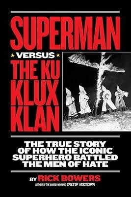 Is Political Fatigue Over at DC Comics? Superman Smashes the Ku Klux Klan with Gene Luen Yang