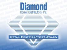 Diamond Launches Retailer BPA Awards for San Diego Comic-Con 2018