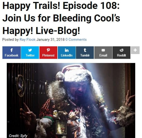 happy season 1 episode 8 recap