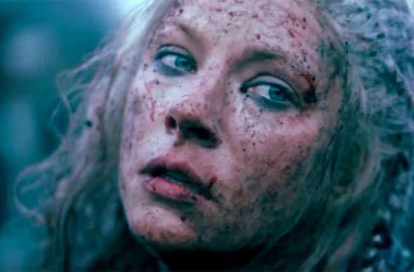 Vikings Season 6: Katheryn Winnick Shares Image of Battle-Bloody Lagertha