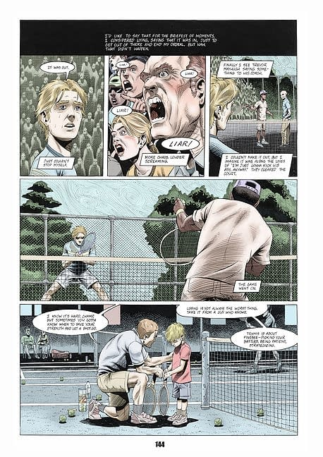 Preview of Prentis Rollins's Graphic Novel 'The Furnace'