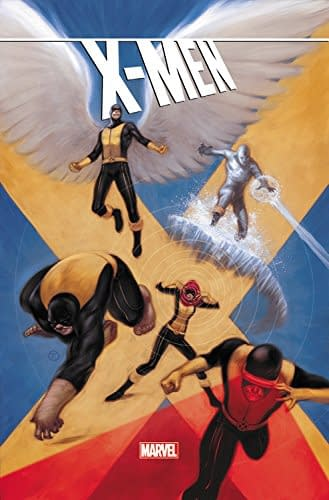 Okay… How About an Uncanny X-Men #1 for September as Well?