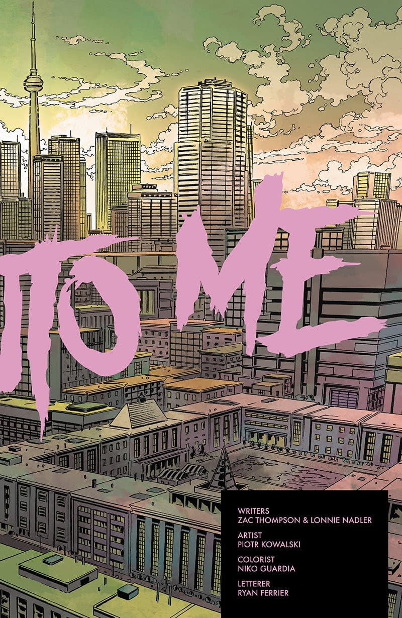 Tomophobes: Prepare to Be Grossed Out by This Preview for Black Mask's 'Come Into Me'