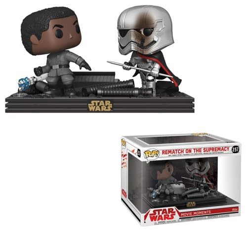 Funko Star Wars Movie Moments and Gamestop Exclusive Spidey Coming Soon