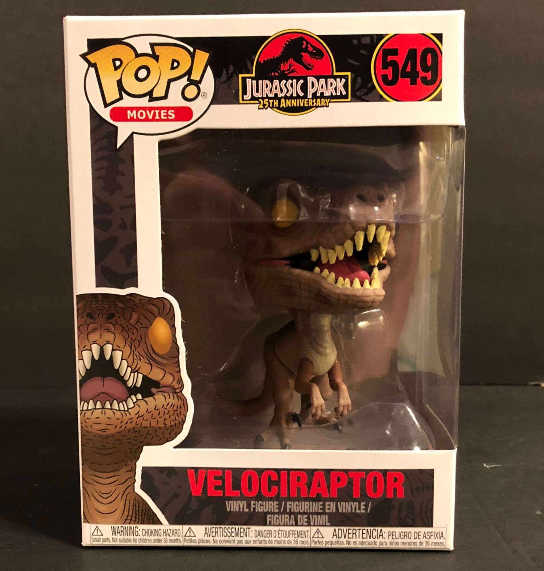 Hold on to Your Butts – Jurassic Park Dinosaur Funko Pops Are Here!