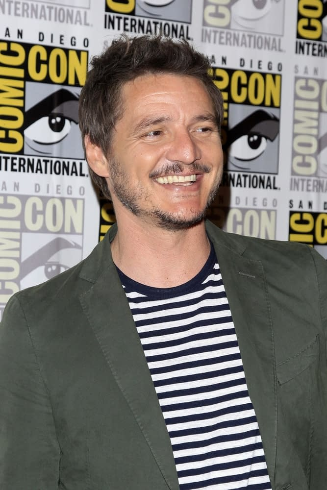 Pedro Pascal Joins the Cast of Wonder Woman 2