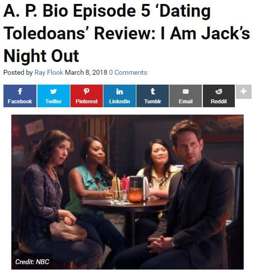 A.P. Bio Episode 6 'Freakin' Enamored' Review: I Am Jack's Fake Dad