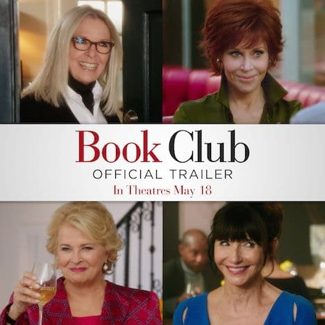 Watch: First Trailer for Book Club, Featuring All-Star Female Cast