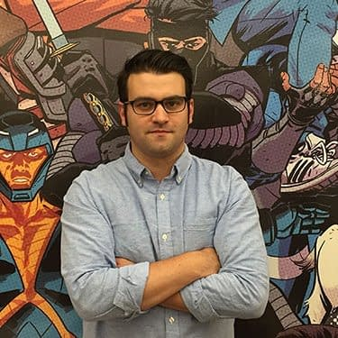 Valiant Vice-President Hunter Gorinson Exits Publisher