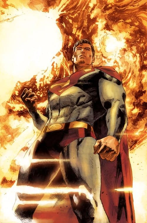Action Comics #1000 art by Clay Mann and Jordie Bellaire