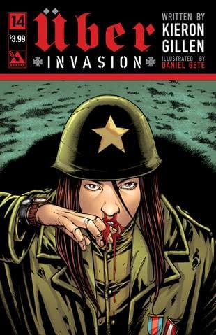 Crossed's Birthday and Uber Invasion: Avatar Press Solicits for July 2018