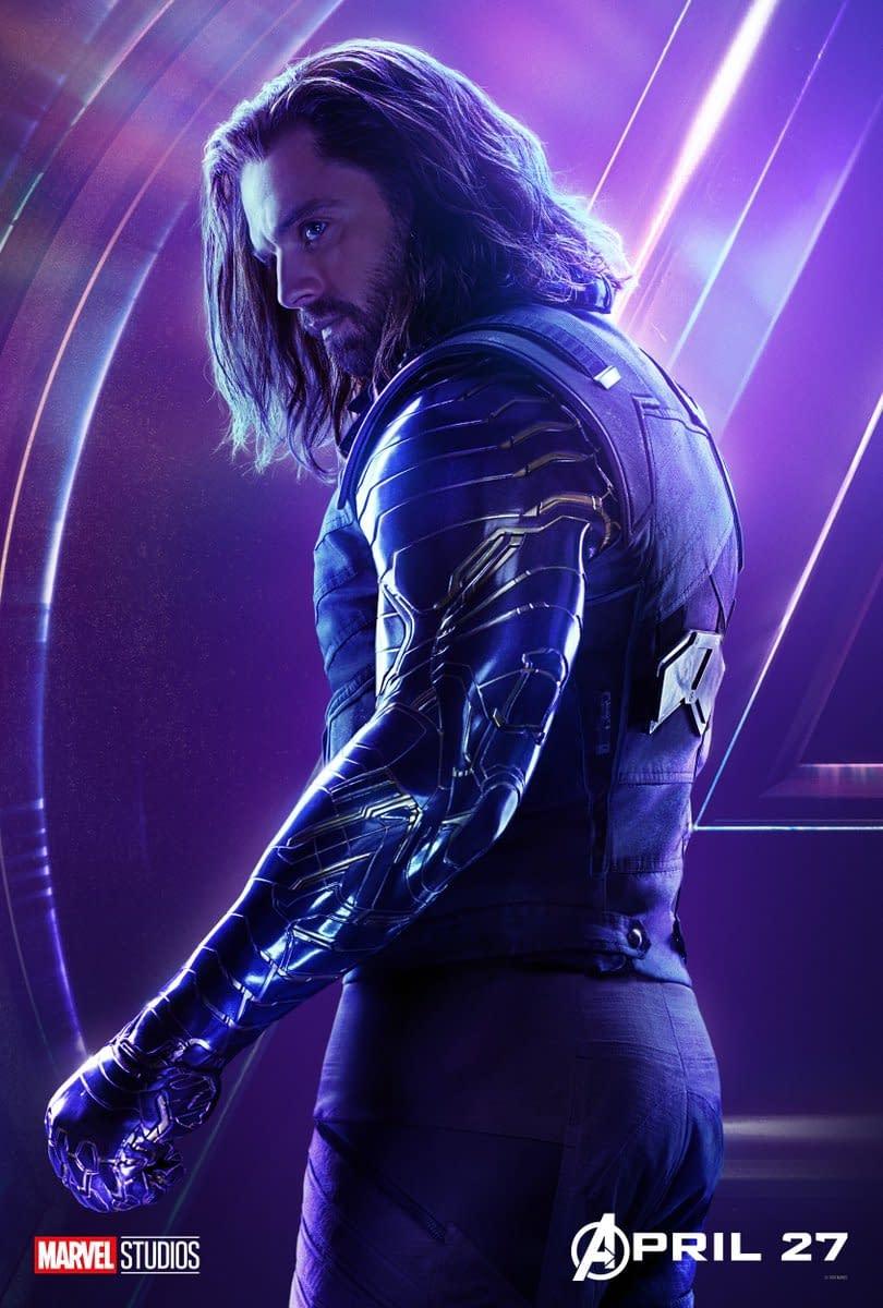 Sebastian Stan Talks Bucky's Relationship to Captain America and the Avengers