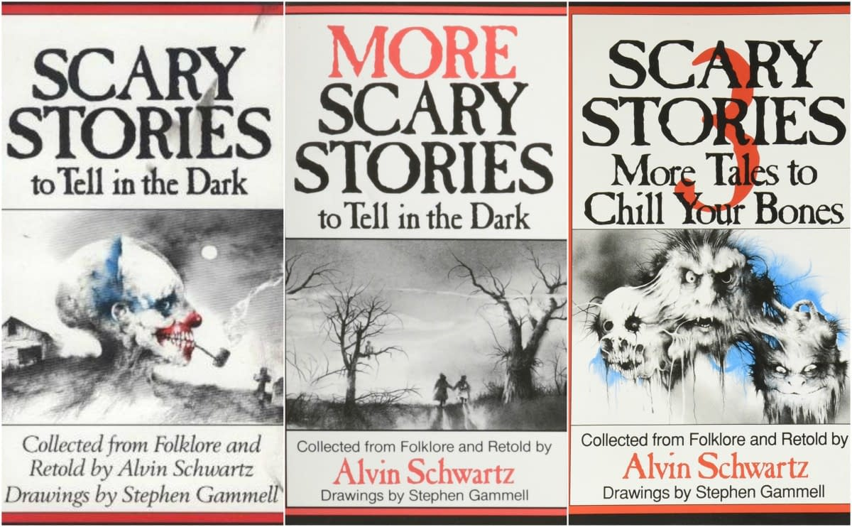 The Scary Stories to Tell in the Dark Movie Finds its Cast