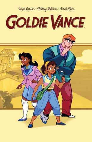 A Darn Good Detective! Goldie Vance Vol. 1, 2, and 3 Review