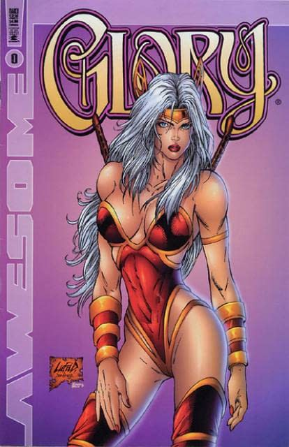 Rob Liefeld Wants Someone Who Can Draw 'Bad Ass Female Gladiators' for Glory Relaunch