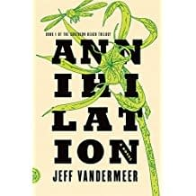 Annihilation Paperback Cover