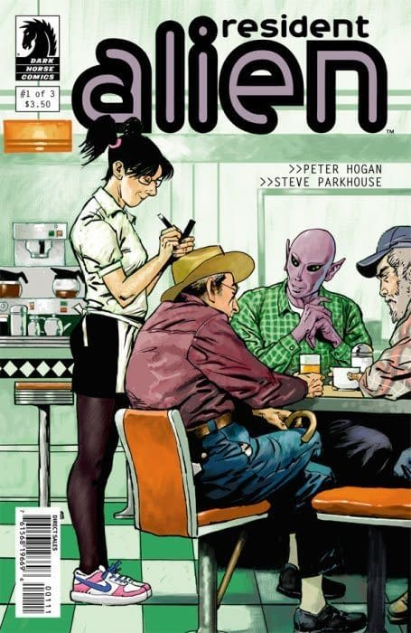 Resident Alien: How Not to Be Anything Like the Comics Whatsoever