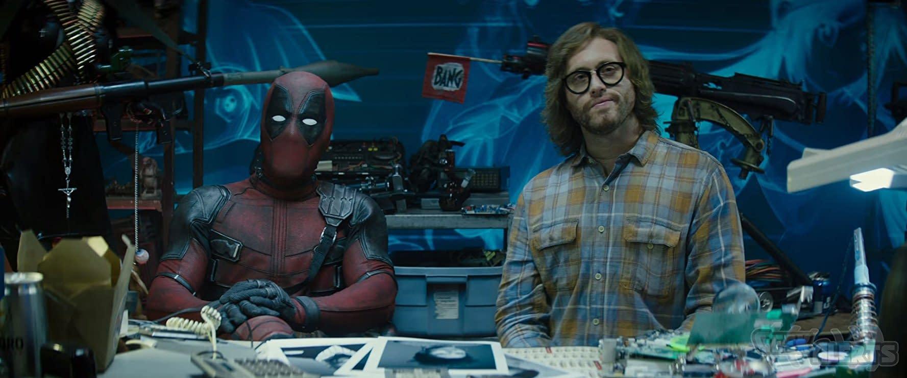 How Deadpool 2 Makes Light of the Allegations Against T.J. Miller